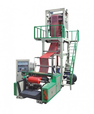 MD-HH HDPE high speed film blowing machine