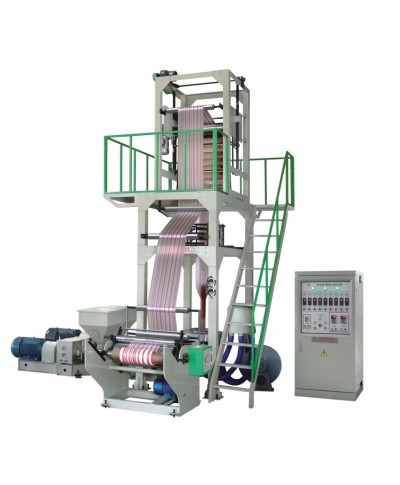 MD-45X2-600 Double color film blowing machine
