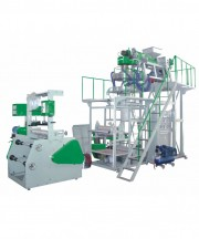MD-PP Film blowing machine
