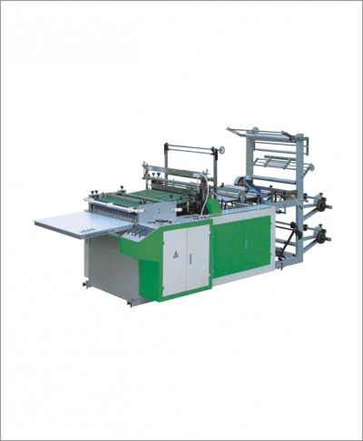 MD-RQL Bopp computer control heat cutting bag making machine