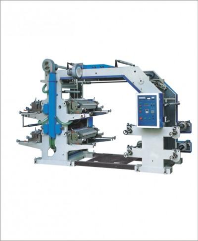 YT4600 Four color flexible printing machine