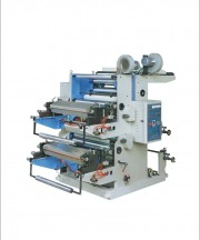 YT2600 Two color flexible printing…