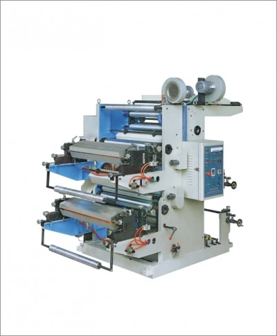 YT2600 Two color flexible printing machine